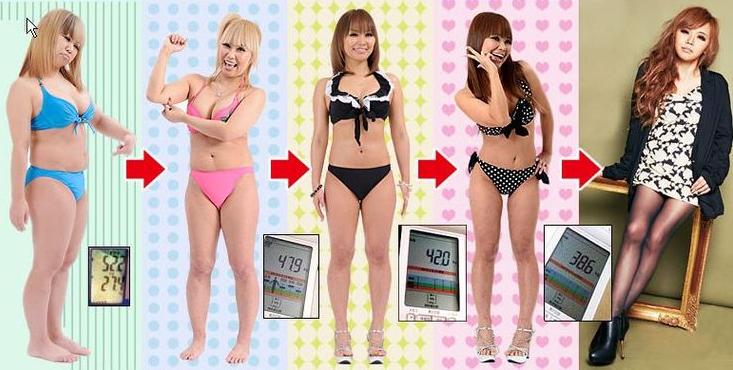浜田ブリトニーが10kg痩せた!【ベジライフ酵素液】ダイエットアワード受賞の酵素ドリンク!